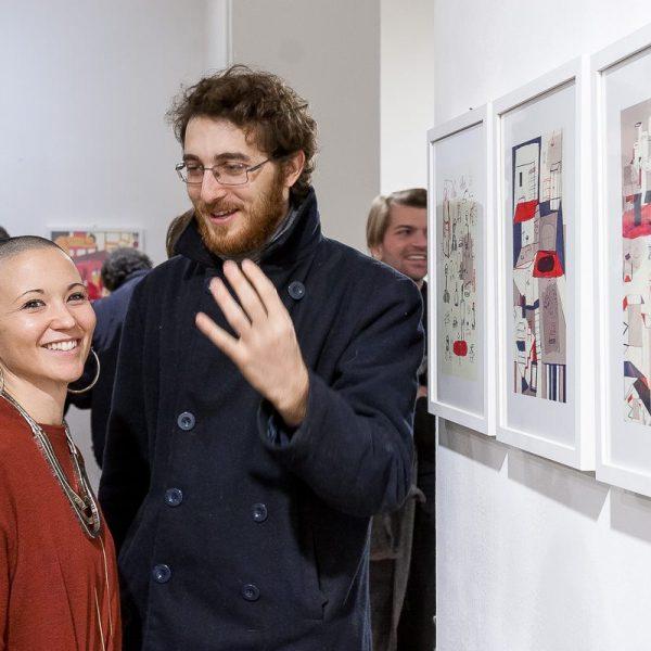 Giulia Pastorino e Laurent Ferrante