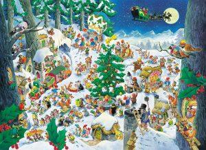 Natale Tony Wolf