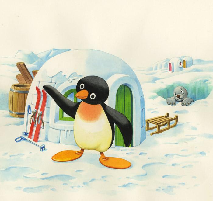 Pingu - Tony Wolf