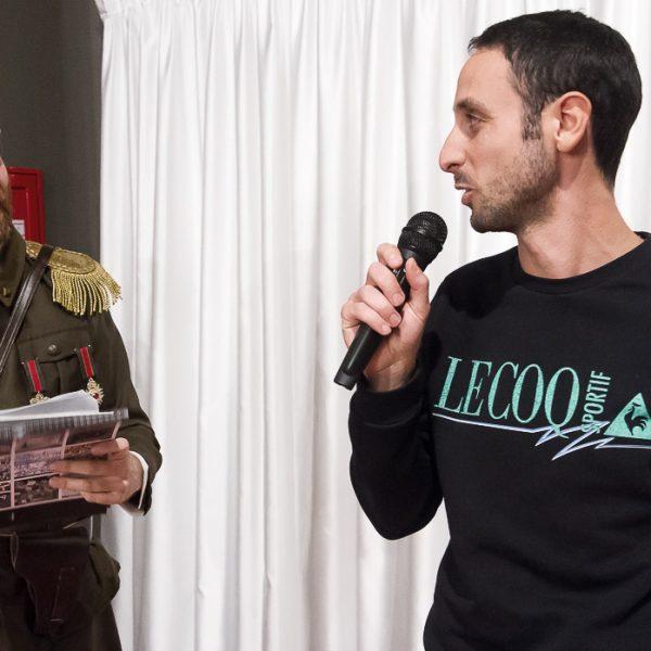 Joey Guidone, Premio della Critica