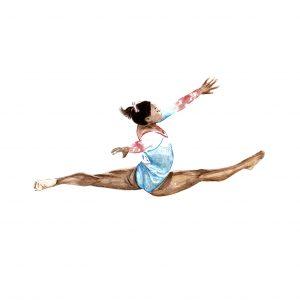 Lucia Lamacchia - Simone Biles