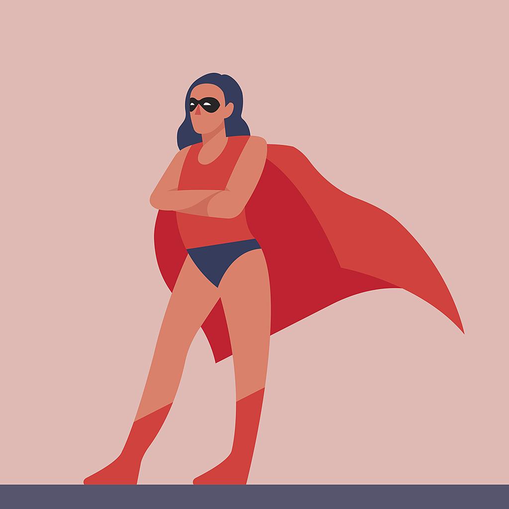 Alexander Beuge - Supergirl
