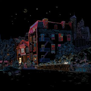 Yuke Li - Super Night
