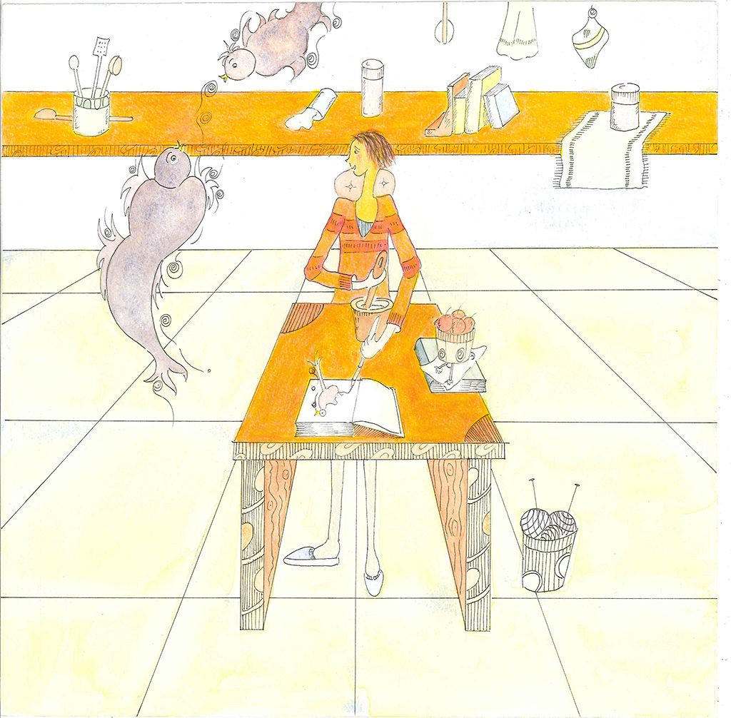 Caty Maria Biscarini - Superfantastichina: una ne pensa e cento ne combina