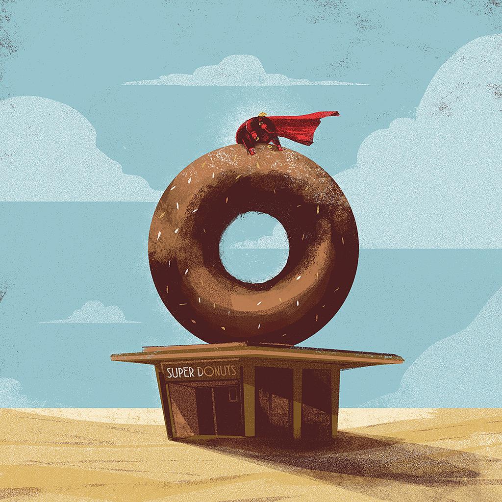 Matteo Anselmo - Super donuts