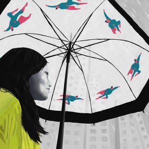 Benedetta Fasson - Gesta prodigiose di un umile ombrello