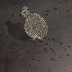 Polina Kuzmina - Birds tracery