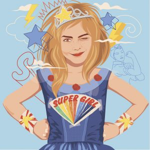 Giorgia Lancellotti - SUPER GIRL