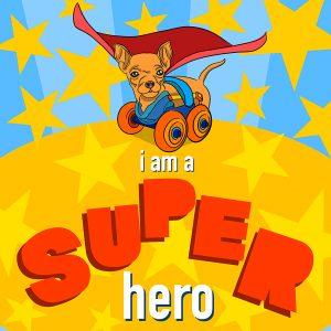 Beatrice Buonaiuto - Super hero