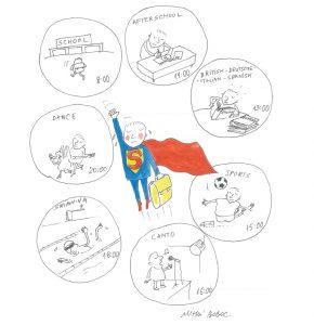 BOBOC MIHAI GABRIEL - SuperChild