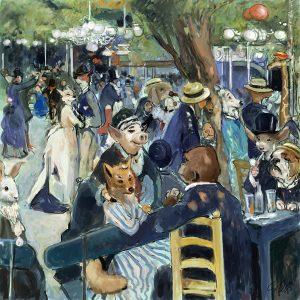 """ANGELO COLETTO - """"Ci sono i Renoir e ci sono i super Renoir"""""""