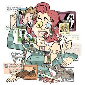 Eva Daffara - Web e Multitasking