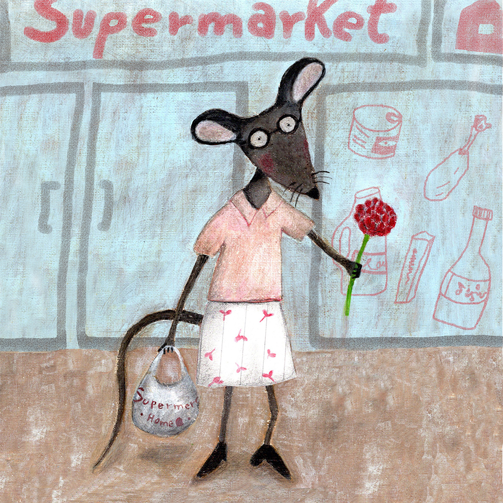 Angela Barbiera - SUPERmarket