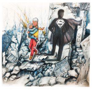 chiara cuatto - Superman