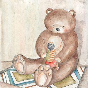 Carolina Calabresi - Il mio orso