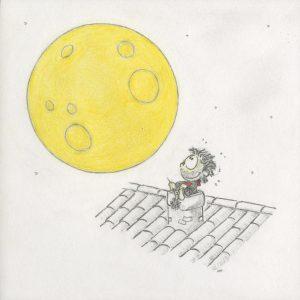 Enrico Della Torre - Super il camino... super luna!